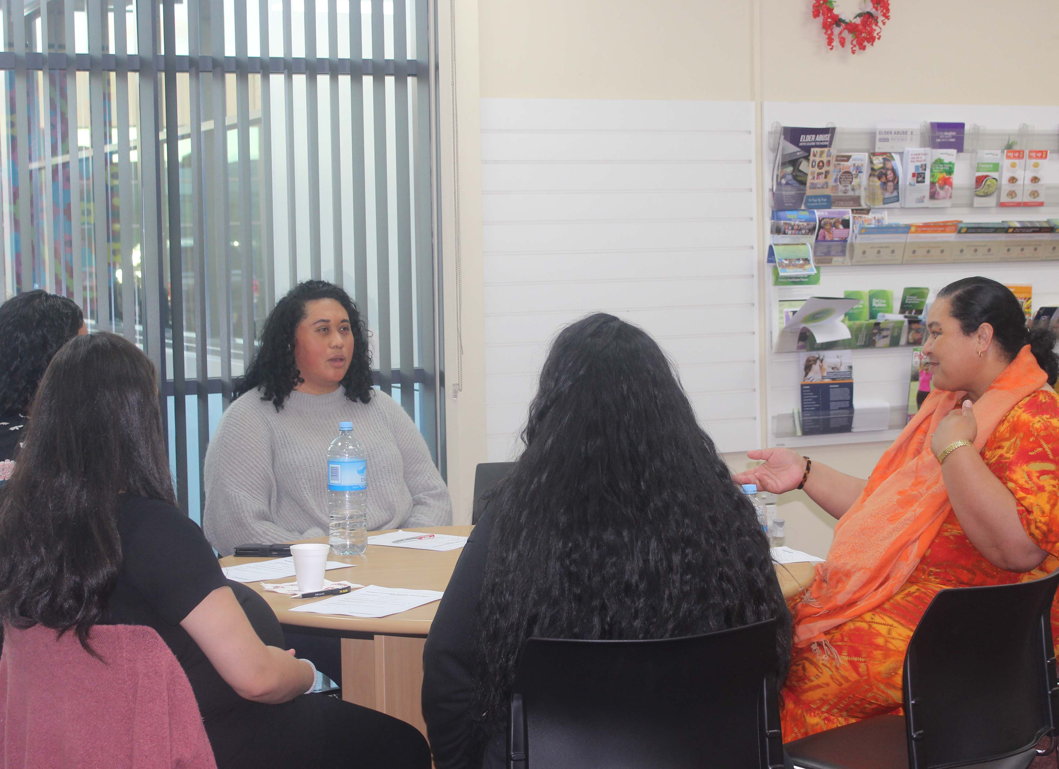 Pasifika Group Counselling for Men and Women